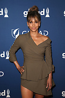 BEVERLY HILLS, CA - APRIL 12: Halle Berry at the 29th Annual GLAAD Media Awards at The Beverly Hilton Hotel on April 12, 2018 in Beverly Hills, California. <br /> CAP/MPIFS<br /> &copy;MPIFS/Capital Pictures