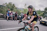 Jos Van Emden (NED/LottoNL-Jumbo) up the final climb to Pratonevoso<br /> <br /> stage 18: Abbiategrasso - Pratonevoso (196km)<br /> 101th Giro d'Italia 2018