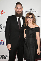 10 February 2019 - Los Angeles, California - Roey Hershkovitz, Lisa Loeb. Universal Music Group GRAMMY After Party celebrating the 61st Annual Grammy Awards held at The Row. Photo Credit: Faye Sadou/AdMedia