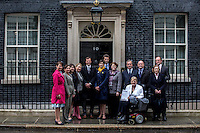 18.05.2015 - Electoral Reform Society Petition Delivered to 10 Downing St - #MakeSeatsMatchVotes