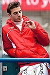 JEREZ. SPAIN. FORMULA 1<br />2013/14 en el Circuito de Jerez 31/01/2014 La imagen muestra a Jules Bianchi de Marussia Formula One team's LP / Photocall3000