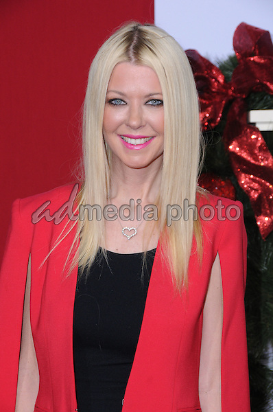 "03 November 2016 - Westwood, California. Tara Reid. Premiere Of Universal's ""Almost Christmas"" held at Regency Village Theatre. Photo Credit: Birdie Thompson/AdMedia"