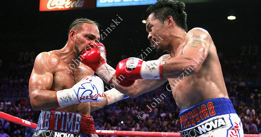 Pacquiao vs Thurman Fight 072019