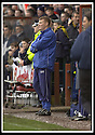 01/02/2003                   Copyright Pic : James Stewart.File Name : stewart-falkirk v st john 07.FALKIRK NEW COACH BRIAN RICE TAKES HIS PLACE IN THE DUG OUT.......James Stewart Photo Agency, 19 Carronlea Drive, Falkirk. FK2 8DN      Vat Reg No. 607 6932 25.Office     : +44 (0)1324 570906     .Mobile  : +44 (0)7721 416997.Fax         :  +44 (0)1324 570906.E-mail  :  jim@jspa.co.uk.If you require further information then contact Jim Stewart on any of the numbers above.........