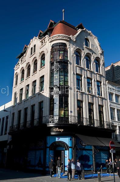 The Disney Store  on the Meir in Antwerp (Belgium, 03/05/2011)