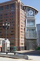 World Trade Center T stop Boston