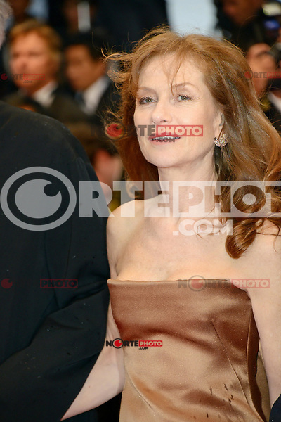 """Isabelle Huppert attending the """"Amour"""" Premiere during the 65th annual International Cannes Film Festival in Cannes, France, 20th May 2012..Credit: Timm/face to face /MediaPunch Inc. ***FOR USA ONLY***"""