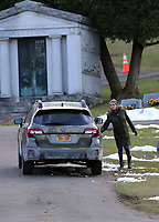 www.acepixs.com<br /> <br /> December 19 2017, Haverstraw NY<br /> <br /> Actress Julia Roberts was on the set of the new movie 'Ben is back' on December 19 2017 in Haverstraw, NY<br /> <br /> By Line: Philip Vaughan/ACE Pictures<br /> <br /> <br /> ACE Pictures Inc<br /> Tel: 6467670430<br /> Email: info@acepixs.com<br /> www.acepixs.com