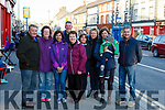 Fleadh By The Feale Street Busking Competition held last Friday night Parents &amp; Grandparents attending the busking, Jerry Murphy, Lee N&iacute; Coile&aacute;in, Laura Riordan, Mary Murphy, Jerry O' Sullivan, <br /> Nita Harnett, Martina O' Sullivan, Joseoh, Lorraine &amp; Sean Woulfe