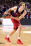 FC Barcelona Lassa's Petteri Koponen duringTurkish Airlines Euroleague match between Real Madrid and FC Barcelona Lassa at Wizink Center in Madrid, Spain. March 22, 2017. (ALTERPHOTOS/BorjaB.Hojas)