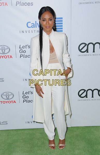 22 October 2016 - Burbank, California.  Jada Pinkett-Smith. 26th Annual Environmental Media Associations Awards  held at Warner Bros. Studios.     <br /> CAP/ADM/BT<br /> &copy;BT/ADM/Capital Pictures