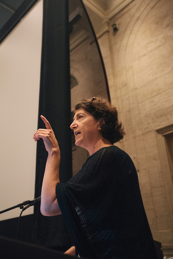 Amelia Bensussen, performing arts faculty chair