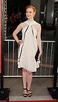 HOLLYWOOD, CA - MAY 30: Deborah Ann Woll  arrives at HBO's 'True Blood' Season 5 Los Angeles premiere at ArcLight Cinemas Cinerama Dome on May 30, 2012 in Hollywood, California.
