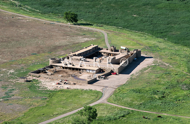 Bent's Fort, LaJunta, Colorado. July 2014