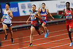 Julian Jrummi Walsh (JPN), <br /> AUGUST 25, 2018 - Athletics : <br /> Men's 400m Semi-Final <br /> at Gelora Bung Karno Main Stadium <br /> during the 2018 Jakarta Palembang Asian Games <br /> in Jakarta, Indonesia. <br /> (Photo by Naoki Morita/AFLO SPORT)