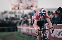Mathieu van der Poel (NED/Beobank-Corendon)<br /> <br /> Super Prestige Ruddervoorde / Belgium 2017