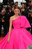 """CANNES, FRANCE. May 20, 2019: Madison Headrick  at the gala premiere for """"La Belle Epoque"""" at the Festival de Cannes.<br /> Picture: Paul Smith / Featureflash"""