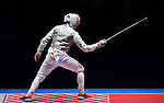 07/08/2016 - Mens Individual Foil Fencing - Carioca Arena 3 - Rio de Janeiro - Brazil