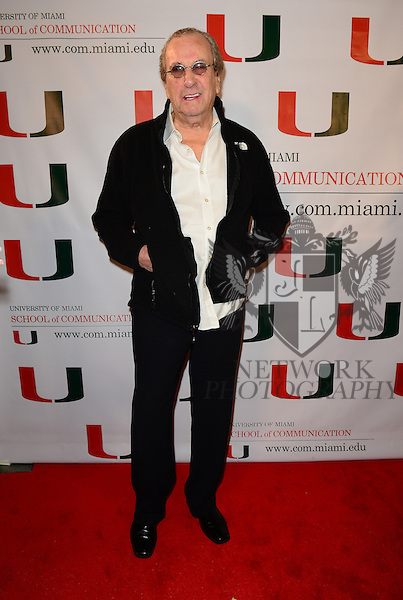 CORAL GABLES, FL - NOVEMBER 20: Danny Aiello attend the premiere screening Of 'Reach Me' Hosted by University Of Miami inside the BankUnited Center Fieldhouse at University of Miami on Thursday November 20, 2014 in Coral Gables, Florida. (Photo by Johnny Louis/jlnphotography.com)