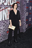 "HOLLYWOOD, CA - MAY 28: Carrie-Anne Moss attends a Special Screening Of Netflix's ""Jessica Jones"" Season 3 at ArcLight Hollywood on May 28, 2019 in Hollywood, California.<br /> CAP/ROT/TM<br /> ©TM/ROT/Capital Pictures"