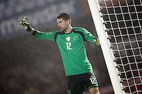 Germany's Zieler during international friendly match.November 18,2014. (ALTERPHOTOS/Acero) /NortePhoto<br /> NortePhoto.com