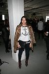 Natacha Darty Attends Mercedes-Benz New York Fashion Week Autumn/Winter 2013 - Catherine Malandrino Presentation Held at Center 548, NY 2/10/13