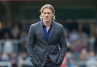 Wycombe Wanderers Manager Gareth Ainsworth during the Sky Bet League 2 match between Wycombe Wanderers and Hartlepool United at Adams Park, High Wycombe, England on 5 September 2015. Photo by Andy Rowland.
