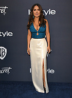 05 January 2020 - Beverly Hills, California - Salma Hayek Pinault. 21st Annual InStyle and Warner Bros. Golden Globes After Party held at Beverly Hilton Hotel. Photo Credit: Birdie Thompson/AdMedia