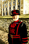 England: Europe, London, Beefeater Guard at Tower of London,  Photo: london102.Photo copyright Lee Foster, www.fostertravel.com, 510/549-2202, lee@fostertravel.com