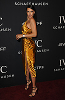 www.acepixs.com<br /> April 20, 2017  New York City<br /> <br /> Adriana Lima attending IWC Schaffhausen 5th Annual For the Love of Cinema Gala on April 20, 2017 in New York City.<br /> <br /> Credit: Kristin Callahan/ACE Pictures<br /> <br /> <br /> Tel: 646 769 0430<br /> Email: info@acepixs.com
