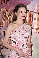 Mackenzie Foy<br /> 'The Nutcracker and the Four Realms' European Film Premiere at Westfield, London, England  on November 01,  2018.<br /> CAP/PL<br /> &copy;Phil Loftus/Capital Pictures