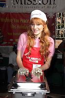 Bella Thorne<br /> at The Los Angeles Mission Christmas Eve Celebration, Los Angeles Mission, Los Angeles, CA 12-24-13<br /> David Edwards/DailyCeleb.com 818-249-4998