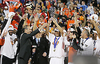 2006 MLS Cup, Sunday November 12, at.Pizza Hut Park, Frisco Texas.