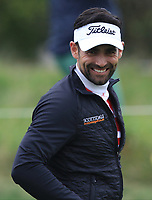 Lee Slattery (ENG) on the 5th fairway during Round 3 of the D+D Real Czech Masters at the Albatross Golf Resort, Prague, Czech Rep. 02/09/2017<br /> Picture: Golffile | Thos Caffrey<br /> <br /> <br /> All photo usage must carry mandatory copyright credit     (&copy; Golffile | Thos Caffrey)