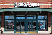 Exterior of Barnes and Noble bookstore, Mall of Georgia, Beuford, Georgia, USA.