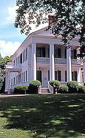 Quincy: John Wood House, 1835.  Photo '77.