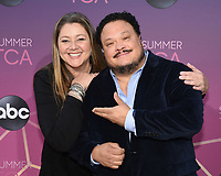 05 August 2019 - West Hollywood, California - Camryn Manheim, Adrian Martinez. ABC's TCA Summer Press Tour Carpet Event held at Soho House.   <br /> CAP/ADM/BB<br /> ©BB/ADM/Capital Pictures
