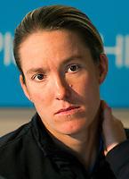 13-06-10, Tennis, Rosmalen, Unicef Open, Justine Henin