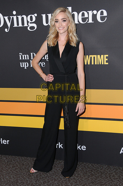 31 May 2017 - Los Angeles, California - Brianne Howey. Premiere of Showtime's &quot;I'm Dying Up Here&quot; held at DGA Theater in Los Angeles. <br /> CAP/ADM/BT<br /> &copy;BT/ADM/Capital Pictures