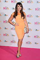 Lizzie Cundy<br /> attends the 2016 Lorraine High Street Fashion Awards held at the Grand Connaught Rooms, Holborn, London.<br /> <br /> <br /> ©Ash Knotek  D3119  17/05/2016