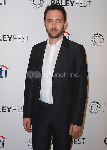 "BEVERLY HILLS, CA - SEPTEMBER 7:  Eddie Kaye at the 10th Annual PaleyFest Fall Preview of CBS's ""Scorpion"" at the Paley Center for the Media on September 7, 2014 in Beverly Hills, California. Credit: PGSK/MediaPunch"