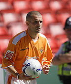 2005-08-06 Blackpool v Chesterfield
