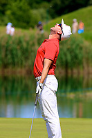 Mikko Korhonen (FIN) in action during the final round of the Lyoness Open powered by Organic+ played at Diamond Country Club, Atzenbrugg, Austria. 8-11 June 2017.<br /> 11/06/2017.<br /> Picture: Golffile | Phil Inglis<br /> <br /> <br /> All photo usage must carry mandatory copyright credit (&copy; Golffile | Phil Inglis)