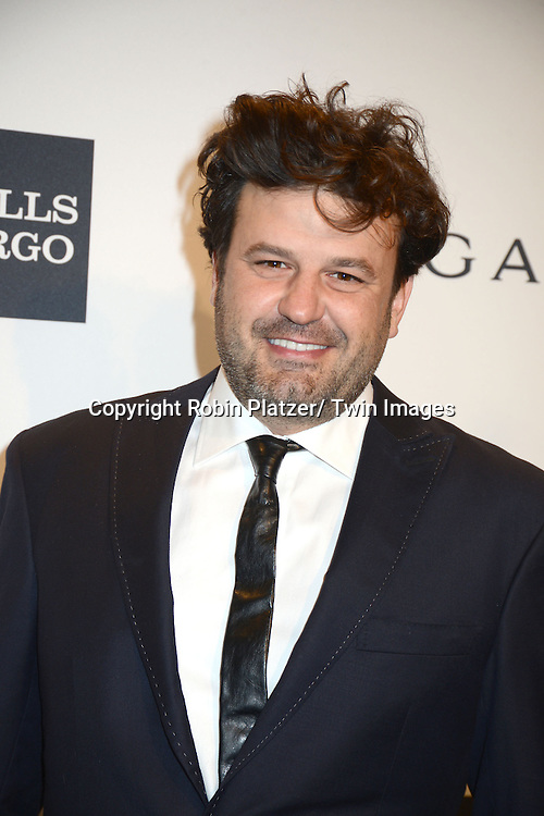 Domingo Zapata attends the amfAR New York Gala on February 5, 2014 at Cipriani Wall Street in New York City.
