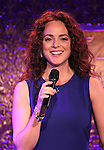 Melissa Errico performing a press preview at 54 Below on 10/24/2012 in New York City.