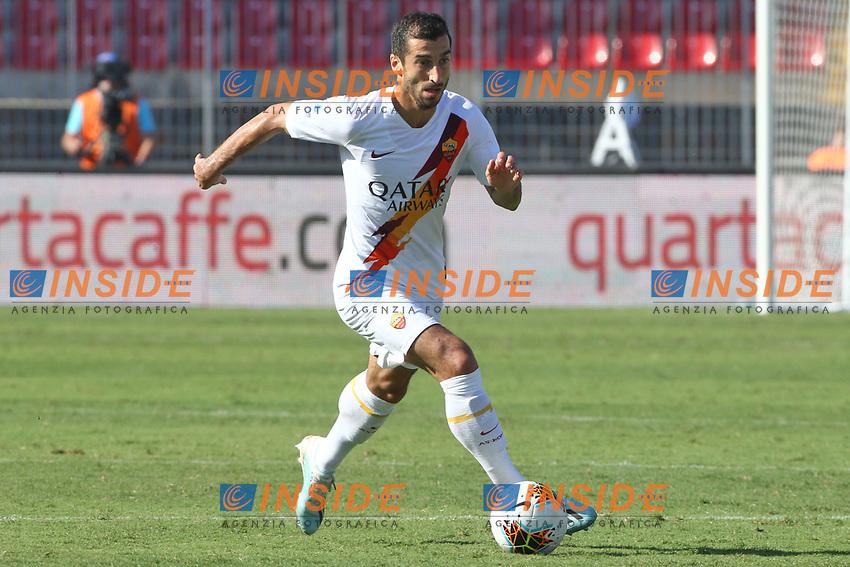 Henrikh Mkhitaryan of AS Roma <br /> Lecce 29/09/2019 Stadio Via del Mare <br /> Football Serie A 2019/2020 <br /> US Lecce - AS Roma <br /> Photo Gino Mancini / Insidefoto