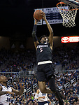 Nevada        against San Diego State in the first half of an NCAA college basketball game in Reno, Nev., Saturday, Mar. 9, 2019. (AP Photo/Tom R. Smedes)