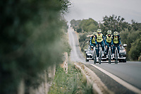 Team Trek-Segafredo women's team<br /> training camp<br /> Mallorca, january 2019<br /> <br /> ©kramon