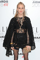 Mary Charteris arriving for the Elle Style Awards 2015, at The Sky Garden, London. 24/02/2015 Picture by: Alexandra Glen / Featureflash
