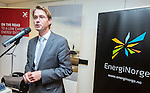 BRUSSELS - BELGIUM - 28 November 2016 -- Inauguration of the Nordic Energy Office. -- Oliver Koch, DG Energy European Commission. -- PHOTO: Juha ROININEN / EUP-IMAGES